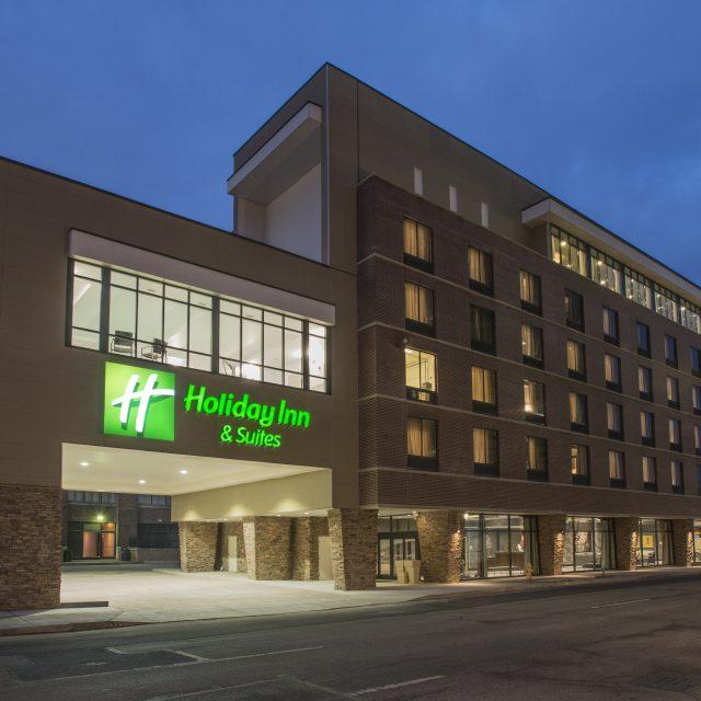 Holiday Inn and Suites Cincinnati Downtown