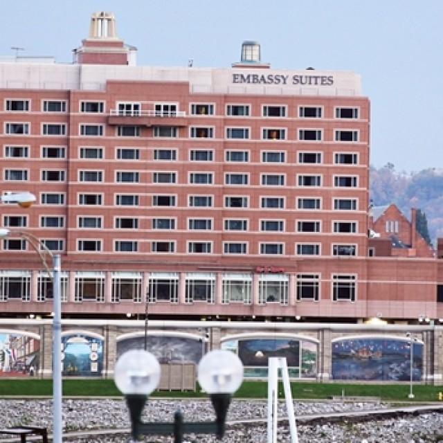 Embassy Suites Cincinnati RiverCenter