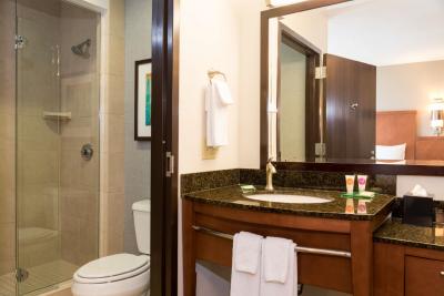 Guestroom - Bathroom Shower