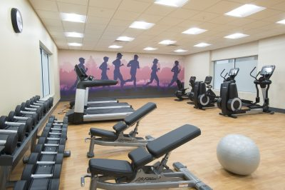 Hyatt Place Cincinnati/Sharonville Convention Center Fitness Center