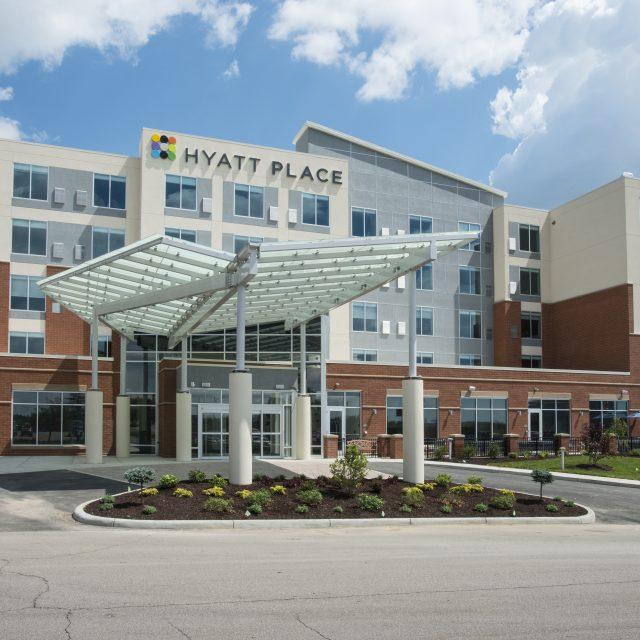 Hyatt Place Cincinnati/Sharonville Convention Center