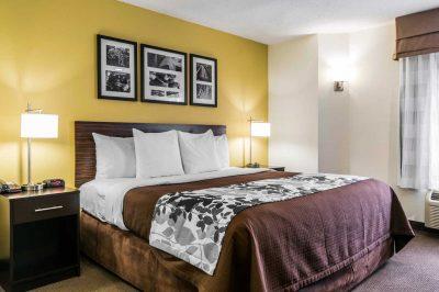 Sleep Inn Lexington King Room