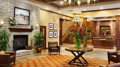 Lobby DoubleTree by Hilton