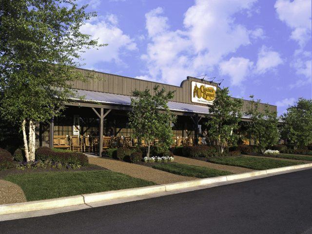 Cracker Barrel- Milford, OH