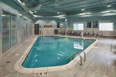 Hilton Inn Indoor Pool