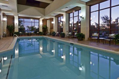 Embassy Suites Lexington Pool Area