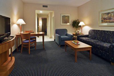 Embassy Suites Lexington Suite