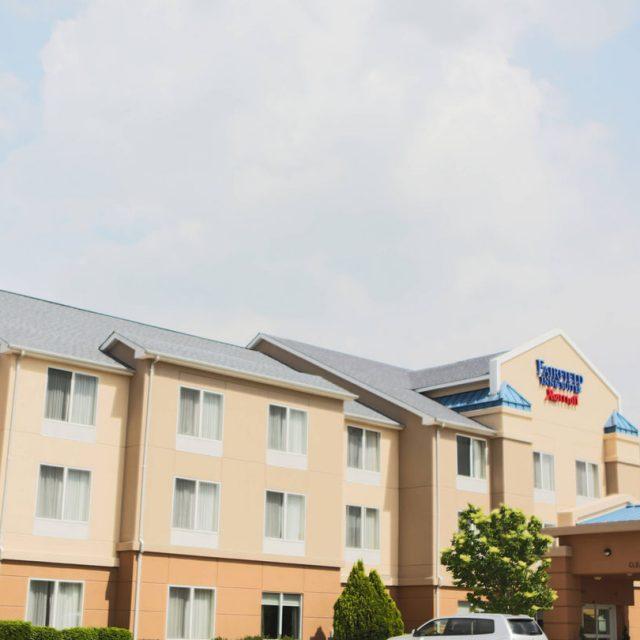 Fairfield Inn & Suites Lexington/Berea