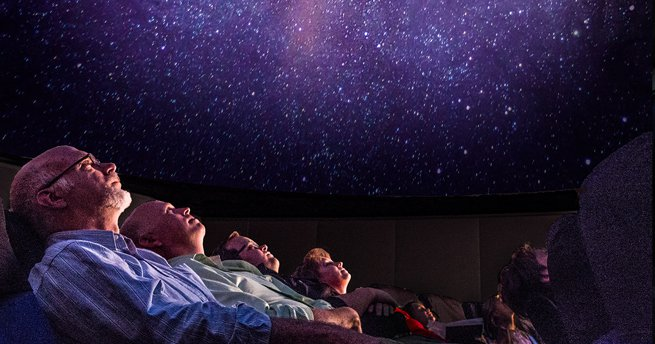 CREATION MUSEUM: Stargazer's Planetarium